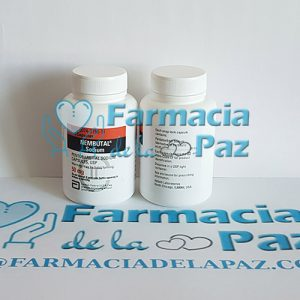 Comprimidos de Pentobarbital Nembutal 50mg